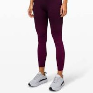 NWT Lululemon tights size 12